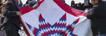 POTUS Visits Standing Rock